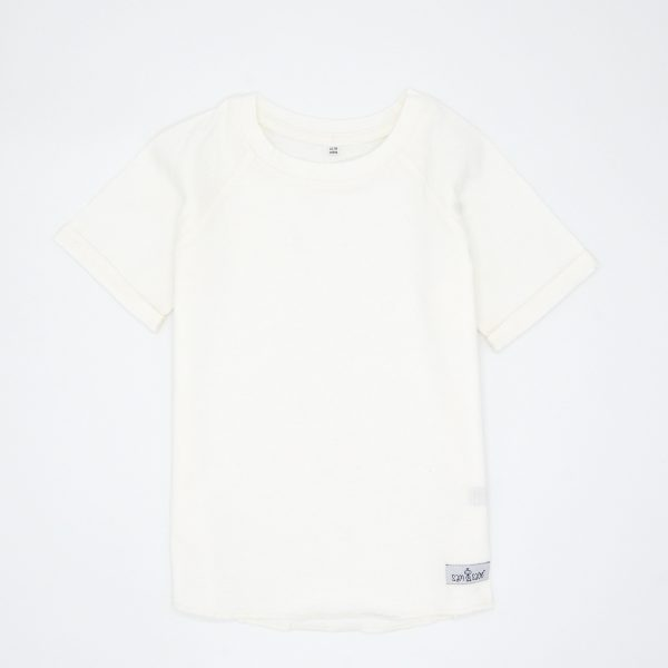 Off-white Tee for Infants