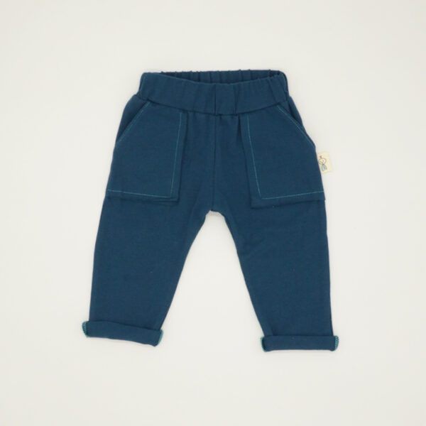 Teal green summer joggers for boys